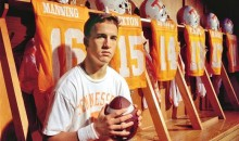 Manning Tells Story How He Once Drove Through The Night To Try & Recruit Randy Moss For Tennessee