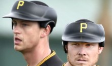 Pittsburgh Pirates Pitchers Test Out MLB's Goofy-Looking Pitching Helmets (Video + Pics)