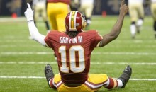 RGIII Remembers Better Times via Twitter's #TBT (Pic)