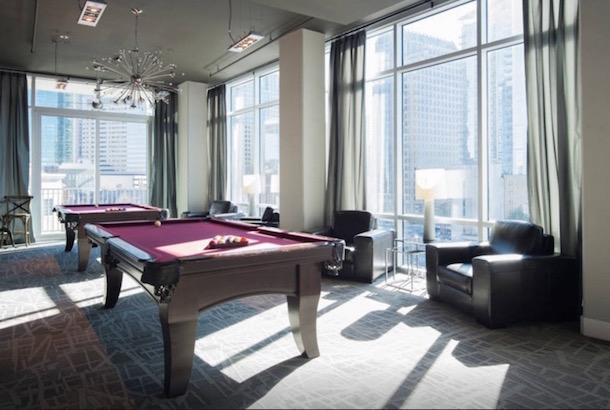 roman harper airbnb apartment panthers super bowl 50 6