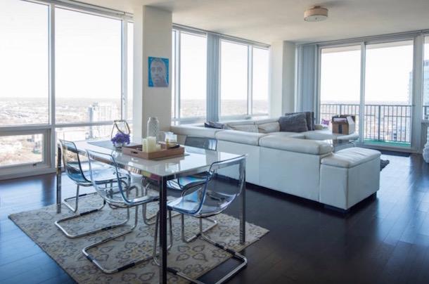 roman harper airbnb apartment panthers super bowl 50 7