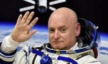 Astronaut Scott Kelly Watched the Super Bowl from the International Space Station (Tweet)