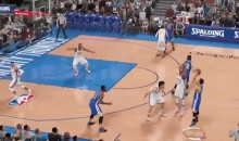 Steph Curry's NBA 2K Character Can't Hit Real-Curry's 32-Foot Game-Winner (Video)