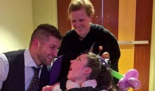 Tim Tebow Sponsors a Special Needs Prom for Kids Around the World (Pics)