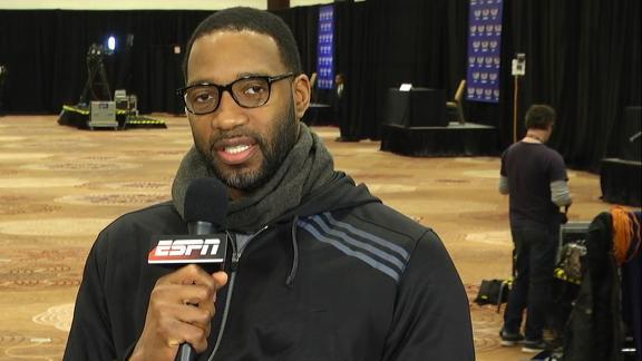 tracy mcgrady joins espn as NBA analyst