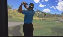 Tiger Woods Goes to Twitter to Show He Can Still Hit Golf Balls (Video)