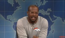 Von Miller Trolls Cam Newton On 'Saturday Night Live' (Video)