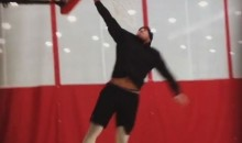 Texans DE JJ Watt Is Already Dunking Just Days Into Surgery Rehab (Video)