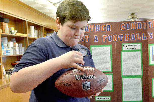 12-year-old Ben-Goodell deflategate science experiment