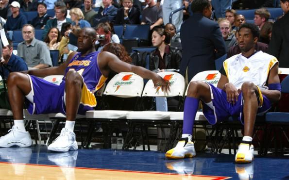 Lakers v Warriors X