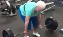 Here's a 78-Year-Old Woman Deadlifting 225 Pounds—What Have You Done Today? (Video)