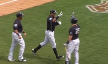 Alex Rodriguez's Homers on First Swing of Spring Training (Video)