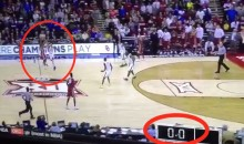 Buddy Hield Nails Half-Court Game-Winning Shot Just Milliseconds After Buzzer, WVU Beats OU (Videos)