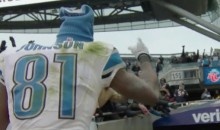 Detroit Lions Release Tribute To Calvin Johnson Following Retirement (Video)