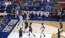 """Dunk City"" Kicks Off NCAA Tournament in Style (Video)"