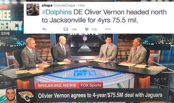 ESPN Fake Olivier Venron Report