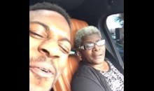"Emmanuel Sanders' Grandma Doesn't Know What a ""Butt Fumble"" Is (Video)"
