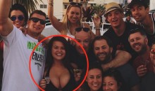 Busty Chick Tells Twitterverse 'Rob Gronkowski Motor Boated Me' (Pics)