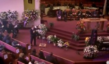 John Harbaugh Speaks at Tray Walker Funeral Service (Video)
