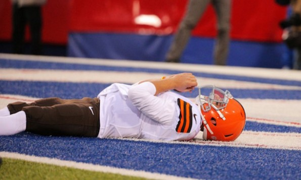 Johnny Manziel Sleep