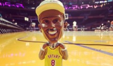 Kobe Bryant's Bobblehead Looks Nothing Like Kobe Bryant (Pics)