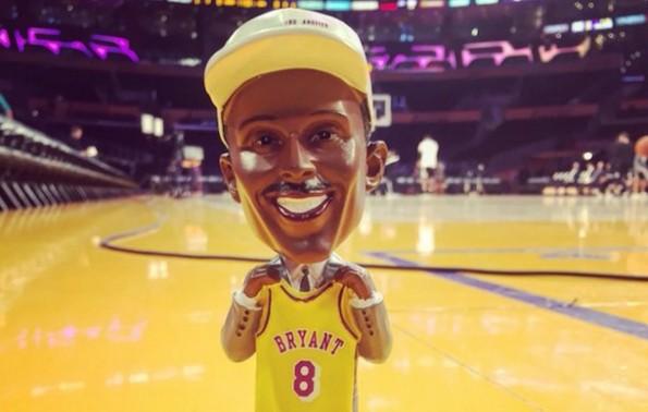 Kobe Bryant Bobblehead