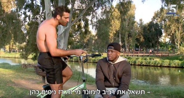 Nate Robinson Israeli Interview