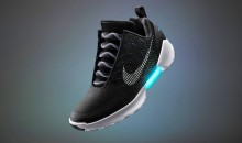 Nike Announces HyperAdapt 1.0, the First Real Self-Lacing Shoes You Can Actually Buy (Pics)