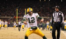 Aaron Rodgers Says He Rubs One Off Before Games to Stay Calm On The Field