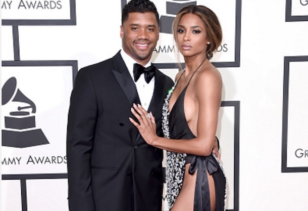 She Said Yes! Ciara & Russell Wilson Engaged