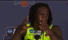 Baylor' Taurean Prince Gives Awesome Response When Asked About Being Out-Rebounded by Yale (Video)