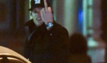 PHOTO: Tom Brady Gives NYC Cabbie the Finger