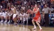 Syracuse's Tyler Lydon Loses His Shoe, Hits 3-Pointer Anyway (Video)