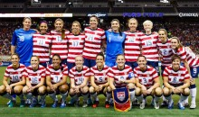 USWNT Files Wage-Discrimination Suit Against US Soccer Federation Demanding Fair Pay