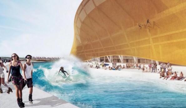 Washington Redskins Stadium Proposal Moat