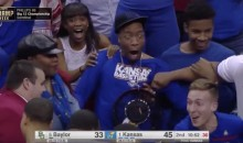 Kansas' Wayne Selden Jr. Made His Uncle Lose His Mind With This Dunk (Video)