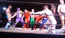 Here's the Latest Awesome Penis Wrestling Maneuver (Video)