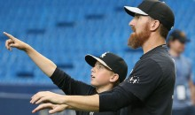 Adam LaRoche Would Like to Remind You That Today Is Take Your Child to Work Day (Tweet)