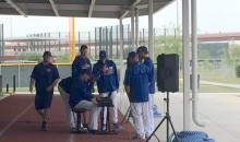 "Here's Cubs Slugger Anthony Rizzo Playing Adele's ""Hello"" on the Piano at Cubs Spring Training (Videos)"