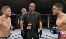 Nate Diaz Kicks Justin Bieber's Butt…In a Video Game (Video)