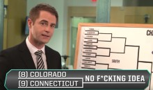 This Foul-Mouthed Bracketologist Speaks for All of Us (Video)