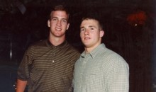Drew Brees Posts Awesome 1998 Pic with Peyton Manning on Twitter