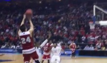 Watch Wisconsin's Buzzer-Beater From a Fan's Point Of View (Video)