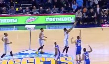 Emmanuel Mudiay's Game-Winning Half-Court Shot Hung in the Air FOR-EVER (Video)