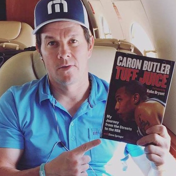 caron butler and mark wahlberg move deal tuff juice