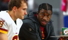 "Chris Cooley on RG3: ""He Hated Cousins & The Offensive Line Hated RGIII"""