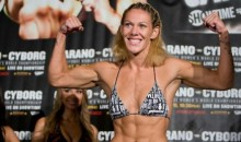 Female Fighter Cris 'Cyborg' Accidently Listed With Male Bantamweights On UFC Site
