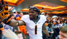 Oklahoma State and Alum Dez Bryant Unveil New Uniforms (Video + Tweet)