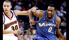 Gilbert Arenas Says Steph Curry Is 'Messing Up Players Sex Lives' After They Guard Him