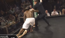 Kimbo Slice's Son Delivers A Knockout In MMA Debut (Video)